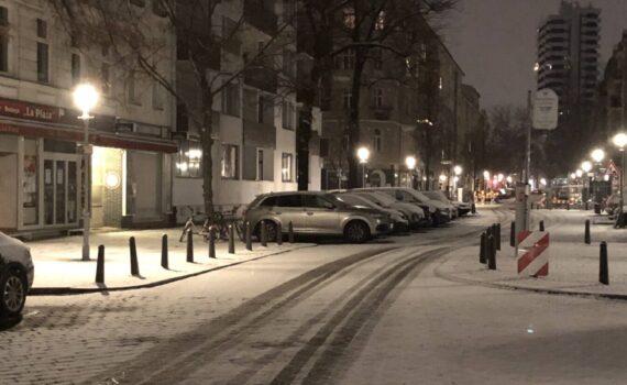 Furt für Fußgänger – Krumme Straße 38