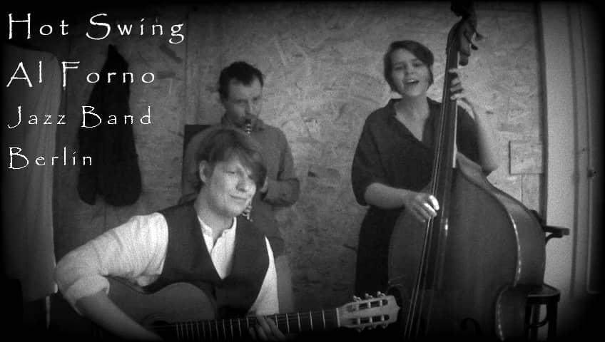Al Forno Jazzband – Hot Swing