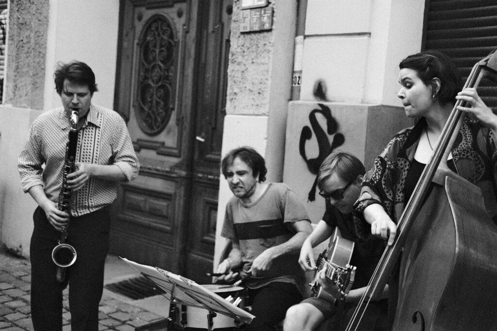"""Al Forno"" Hot Swing Jazz Band Berlin"