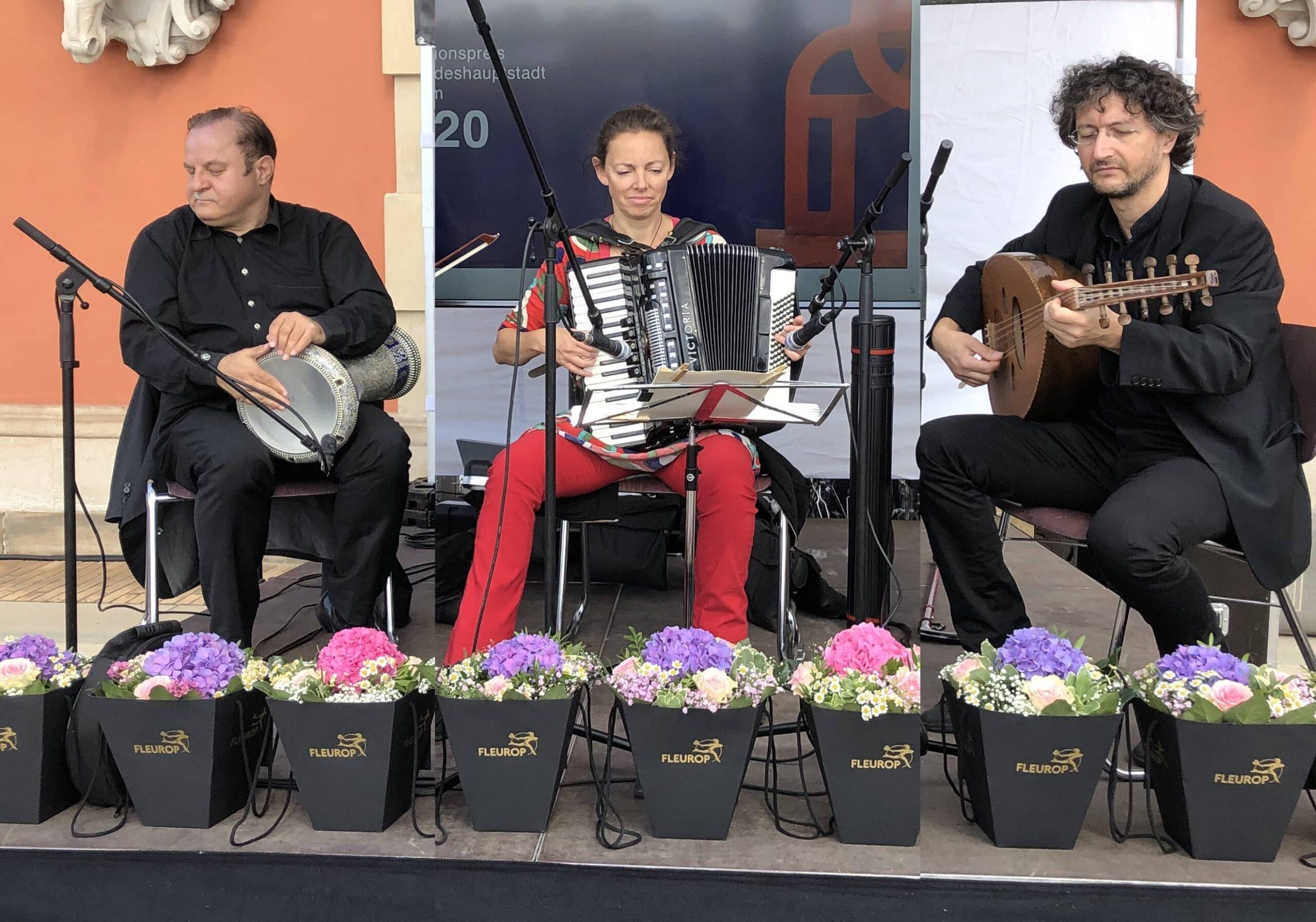Andrea Mozzato Trio